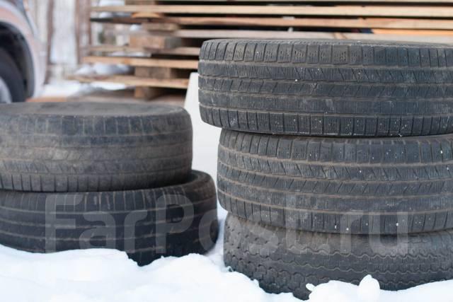 Pirelli Scorpion Ice&Snow. Зимние, без шипов, износ: 70%, 4 шт