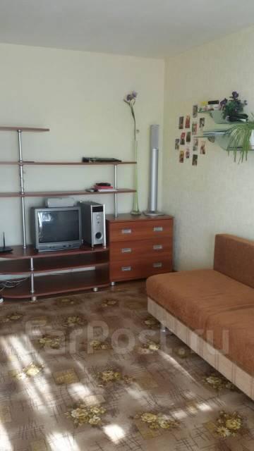 1-комнатная, улица Джамбула 25. Краснофлотский, агентство, 33 кв.м.