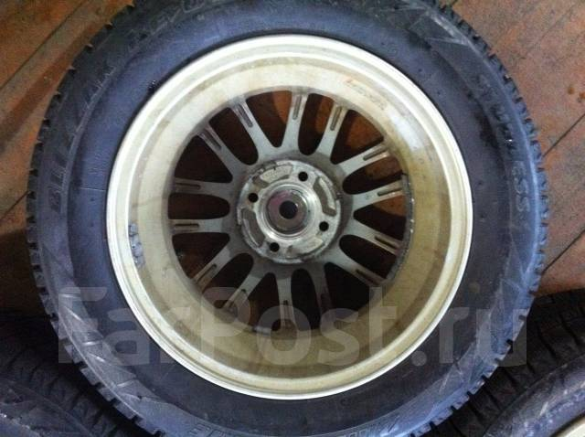 Bridgestone FEID. 5.5x14, 4x100.00, ET45, ЦО 72,0мм.