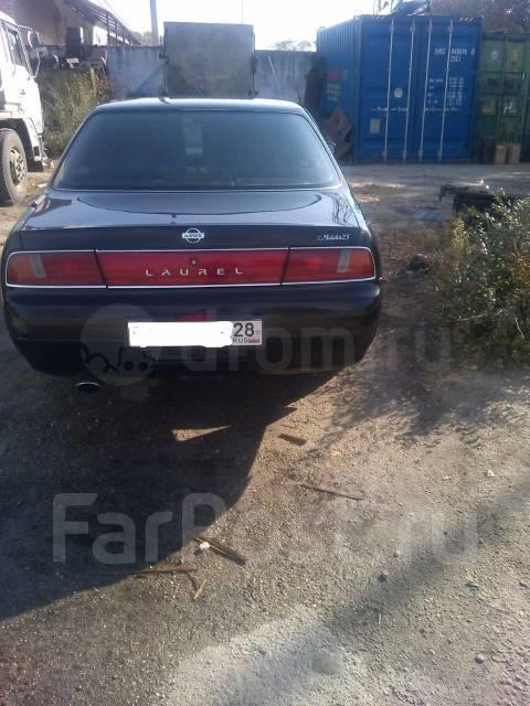 Nissan Laurel. 34, GS34 000