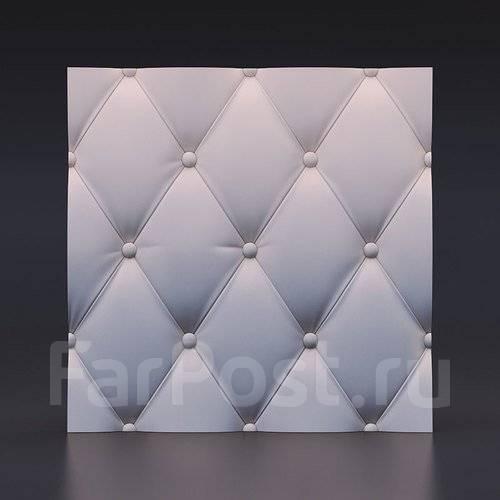 Монтаж 3D блоков и 3D стеновых панелей под ключ!