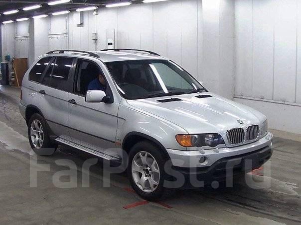 Запчасти BMW X5 e53. BMW X5, E53