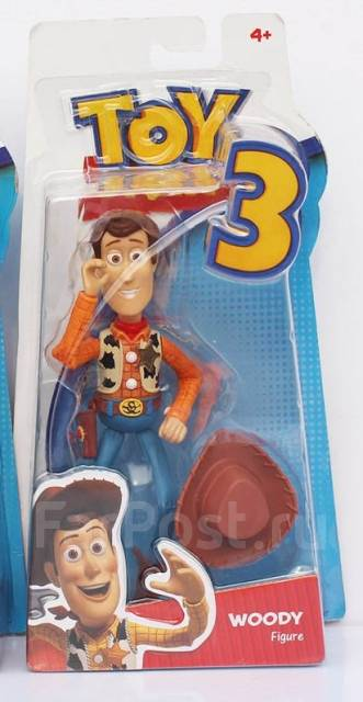 Коллекция фигурок Toy Story Woody. центр, приставкин