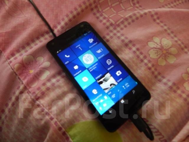 Microsoft Lumia 550. Новый