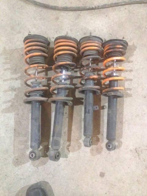 Пружина подвески. Toyota Cresta, JZX90, JZX100, GX90 Toyota Mark II, JZX100, GX90, JZX90 Toyota Chaser, JZX90, GX90, JZX100