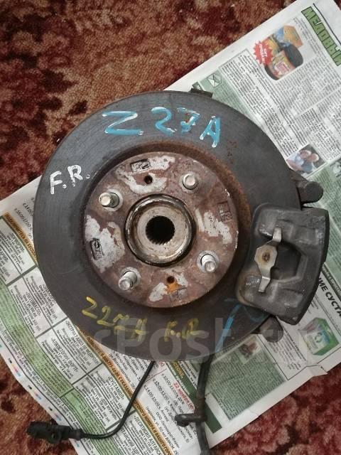 Суппорт тормозной. Mitsubishi Colt, Z27A