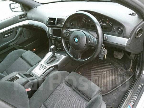 Руль. BMW 5-Series, E39