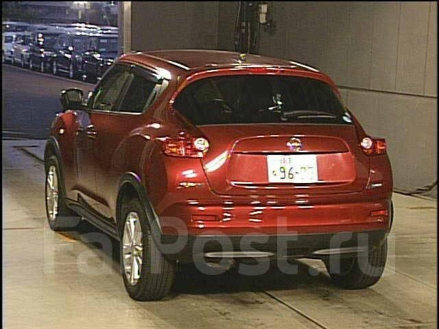 Nissan Juke. вариатор, передний, 1.5 (114 л.с.), бензин, 65 тыс. км, б/п