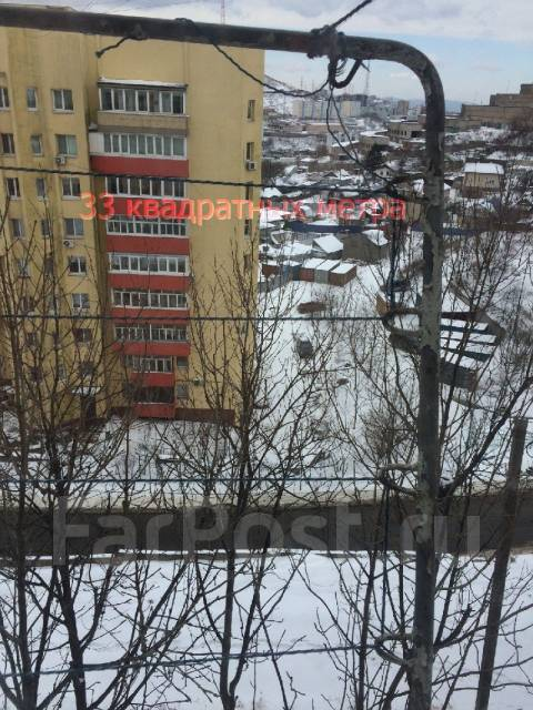Гостинка, проспект Красного Знамени 133/1. Третья рабочая, агентство, 18 кв.м. Вид из окна днем