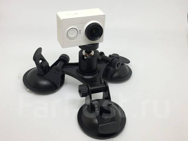 Крепления для экшн-камер.