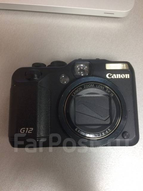 Canon PowerShot G12. 10 - 14.9 Мп