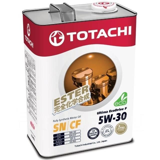 Totachi. Вязкость 5W-30