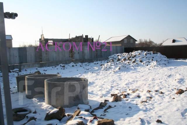 Продаётся земельный участок в Артеме. 750 кв.м., собственность, электричество, вода, от агентства недвижимости (посредник)