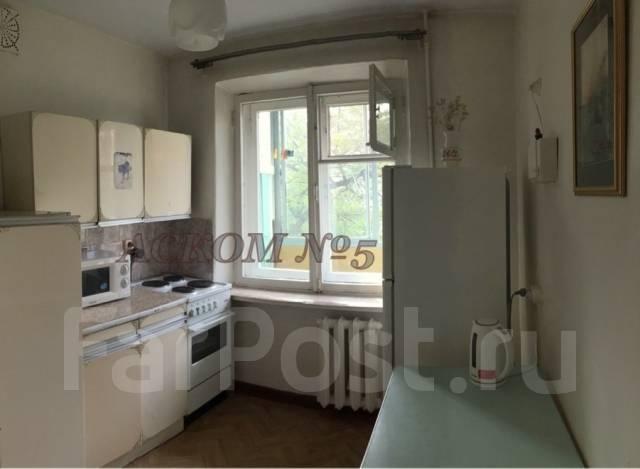 1-комнатная, улица Захарова 5. Центр, агентство, 32 кв.м. Кухня