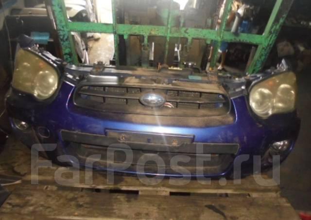Ноускат. Subaru Impreza, GG2 Двигатель EJ15