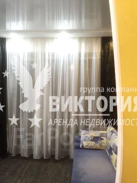 1-комнатная, улица Калинина 49. Чуркин, агентство, 33 кв.м.