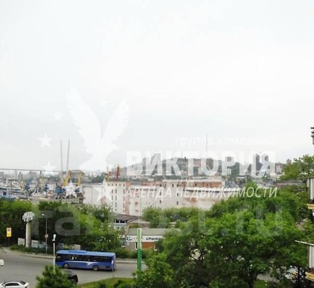 1-комнатная, улица Калинина 49. Чуркин, агентство, 33 кв.м. Вид из окна днем