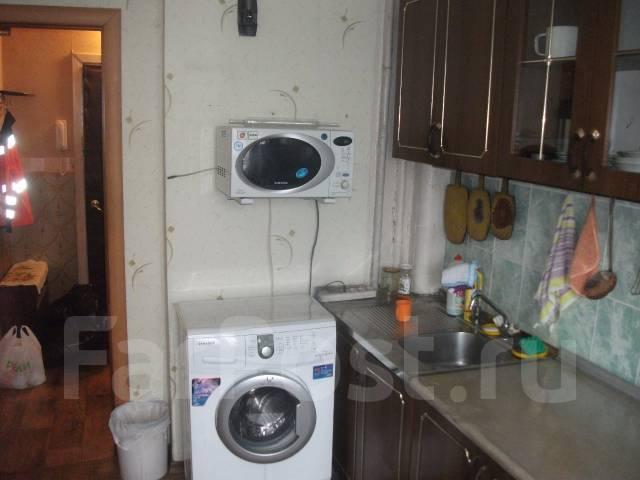 2-комнатная, улица Тобольская 27. Третья рабочая, частное лицо, 47 кв.м. Кухня