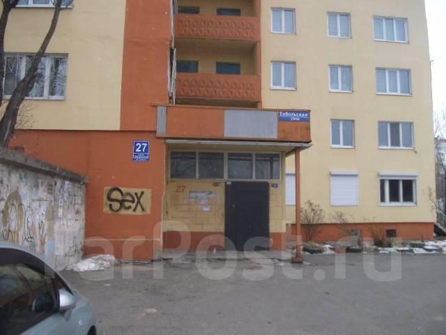 2-комнатная, улица Тобольская 27. Третья рабочая, частное лицо, 47 кв.м. Дом снаружи