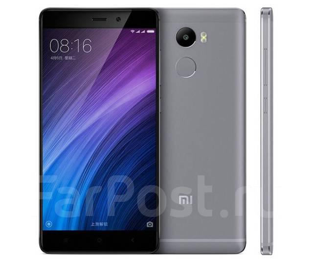 "Xiaomi Redmi 4 - 5"" , 8 ядер, 2+16гб, металл, 4G - Гарантия. Новый"