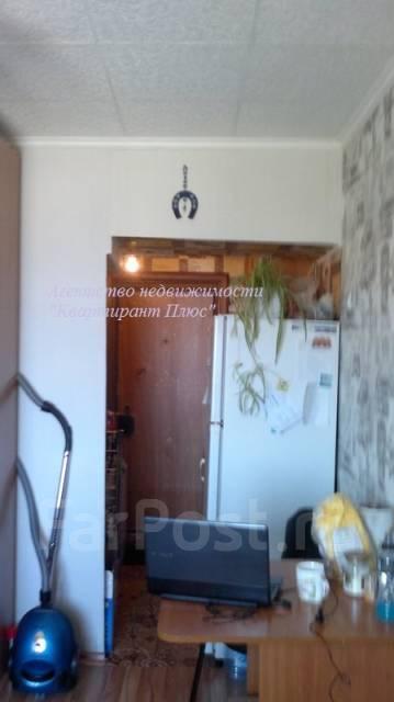 Гостинка, улица Луговая 50а. Баляева, проверенное агентство, 17 кв.м. Интерьер
