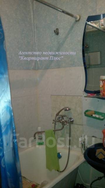 Гостинка, улица Луговая 50а. Баляева, проверенное агентство, 17 кв.м. Сан. узел