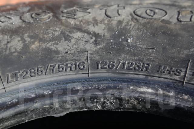 Firestone Winterforce. Зимние, без шипов, 2011 год, износ: 40%, 4 шт
