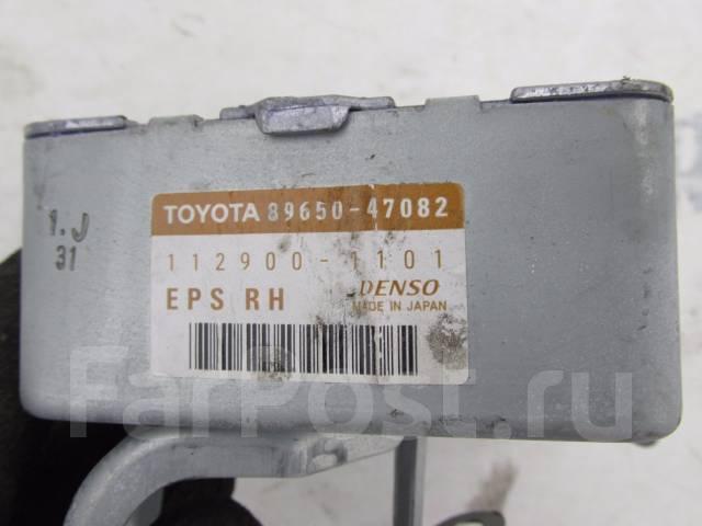 Блок управления рулевой рейкой. Toyota Prius, NHW20 Двигатель 1NZFXE