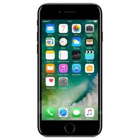 Apple iPhone 7 256Gb. Новый