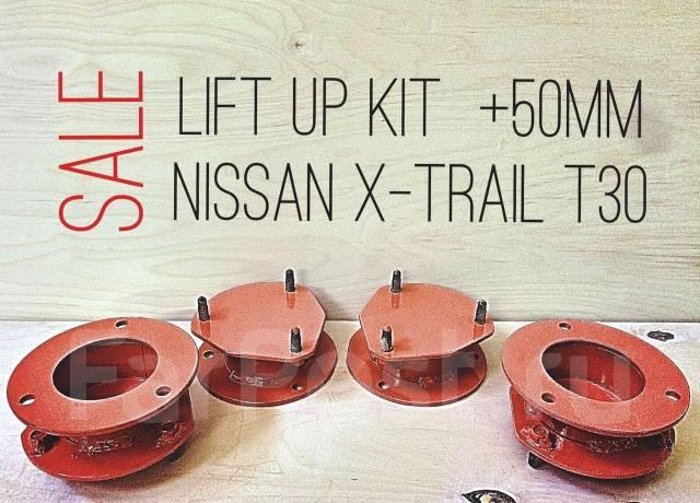 Проставка под кузов. Nissan X-Trail, NT30, T30