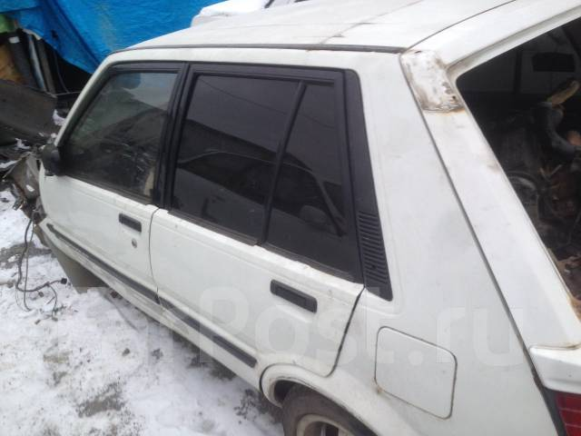 Крыша. Toyota Starlet, EP76, EP71, EP70 Двигатели: 2ETELU, 2ELC, 2EELU, 2EL