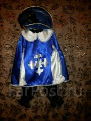 Продам новогодний костюм Мушкетера, на ребёнка 5-6 лет.