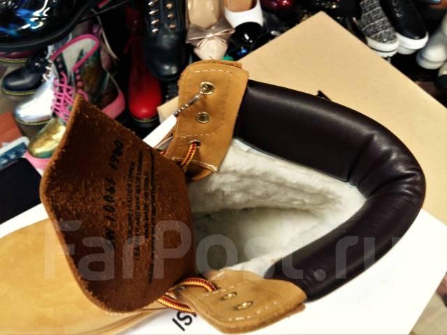 Ботинки Тимберленды. 38, 40, 41, 42, 43