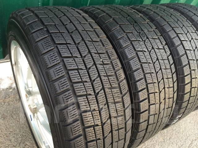 Dunlop DSX. Зимние, без шипов, 2010 год, износ: 20%, 4 шт