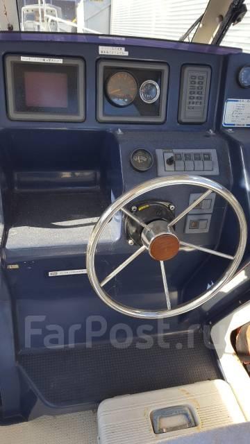 Yamaha FR-24. Год: 1995 год, двигатель подвесной, бензин. Под заказ