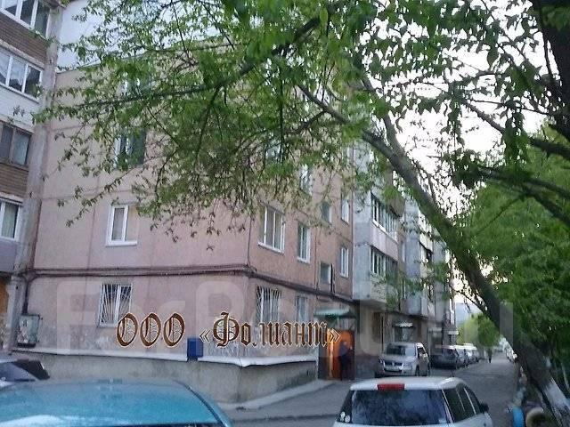 2-комнатная, улица Сахалинская 17. Тихая, агентство, 44 кв.м. Дом снаружи