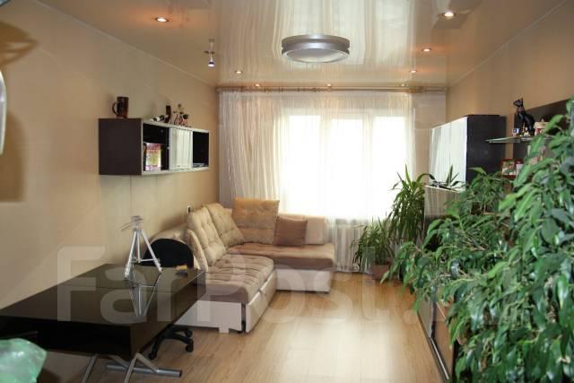 2-комнатная, улица Адмирала Горшкова 22. Снеговая падь, частное лицо, 64 кв.м. Интерьер