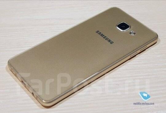 Samsung Galaxy A7. Новый