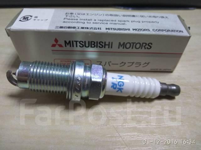 Свеча зажигания. Mitsubishi Diamante, F41A, F31A, F46A, F36A