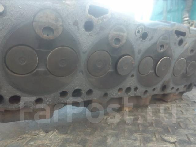 Головка блока цилиндров. Nissan Vanette Двигатель LD20T