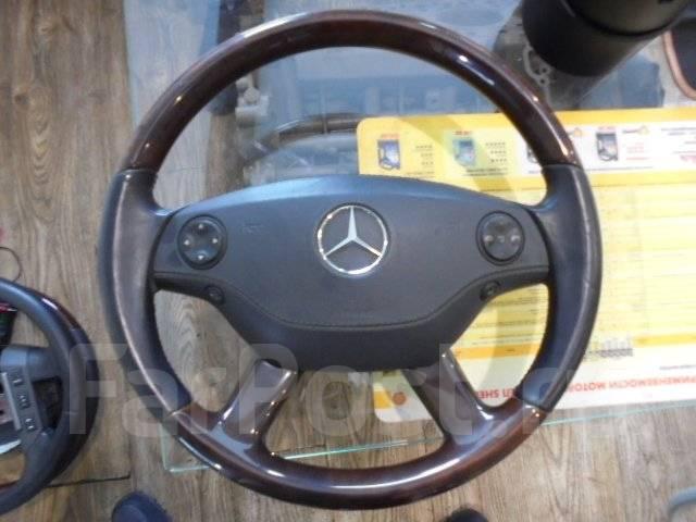 Руль. Mercedes-Benz S-Class