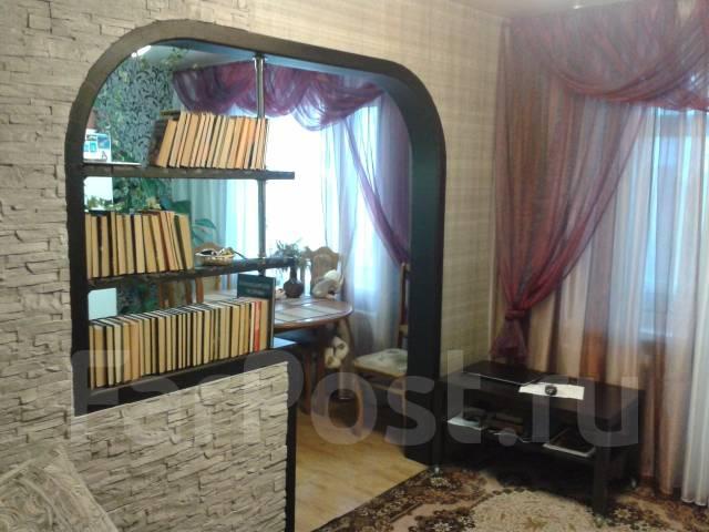 1-комнатная, улица Карбышева 7. 10 км, частное лицо, 38 кв.м.