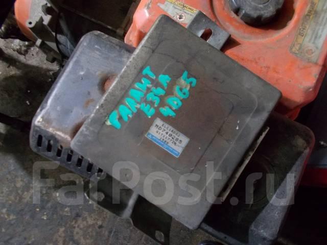 Блок управления двс. Mitsubishi Galant, E34A Mitsubishi Eterna Sava, E34A Двигатели: 4D65, 4D65T, 4D65 4D65T