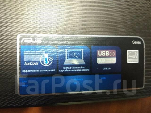 "Asus. 15.6"", ОЗУ 3072 Мб, диск 500 Гб, WiFi, Bluetooth, аккумулятор на 2 ч."