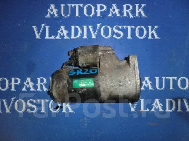 Стартер. Nissan Silvia, S14 Двигатель SR20DET