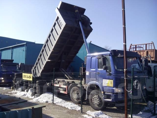 Howo. Самосвал 8х4 35 тн 2014 новый, 9 800 куб. см., 35 000 кг.