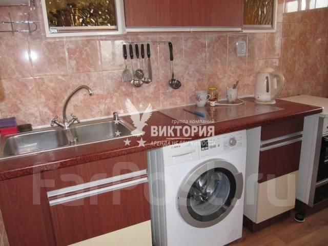2-комнатная, проспект 100-летия Владивостока 14. Столетие, агентство, 46 кв.м. Кухня