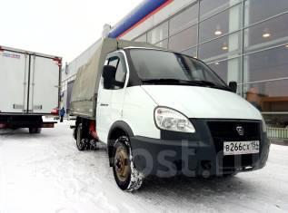 ГАЗ Газель Бизнес. ГАЗ - 33025, 2 890 куб. см., 1 500 кг.