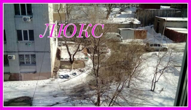 Комната, улица Днепровская 14. Столетие, агентство, 14 кв.м. Вид из окна днем