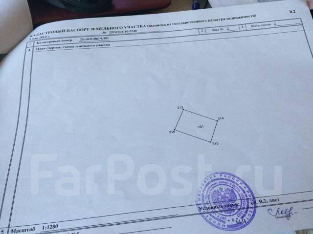 Продам участок. 1 000 кв.м., собственность, электричество, от частного лица (собственник). Кадастровый паспорт